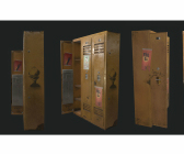 1706期游戏3D美术设计师班1班【O】的五星作品